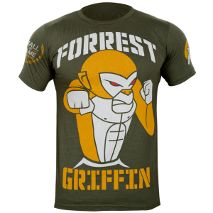 Forrest Griffin Hall of Fame T-Shirt