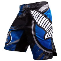 Chikara 3 Fight Shorts Blue