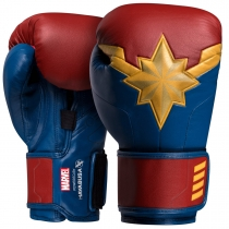 Hayabusa Captain Marvel Boxing Gloves - Limited Edition Marvel Hero Elite Series