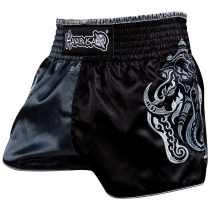 Elephant Muay Thai Shorts Black