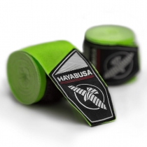 Perfect Stretch Hand Wraps Green