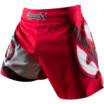 Hayabusa Kickboxing Shorts - Red