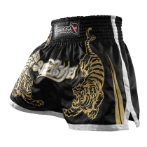 Tiger Muay Thai Shorts - Black