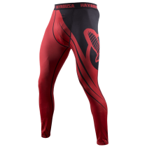 Recast Compression Pants - Red/Black