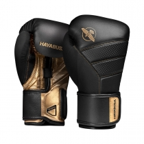 T3 Boxing Gloves Black/Gold